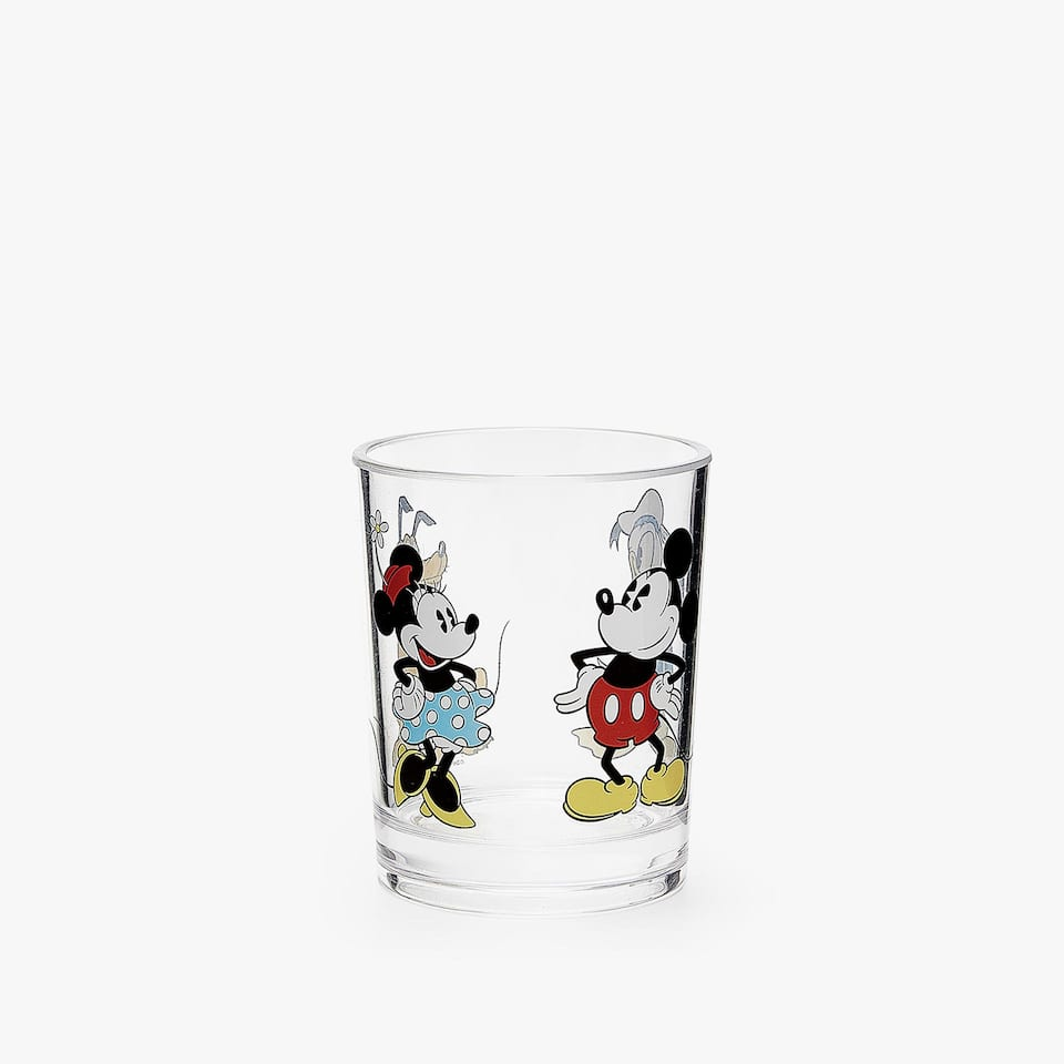 VERRE MICKEY & FRIENDS