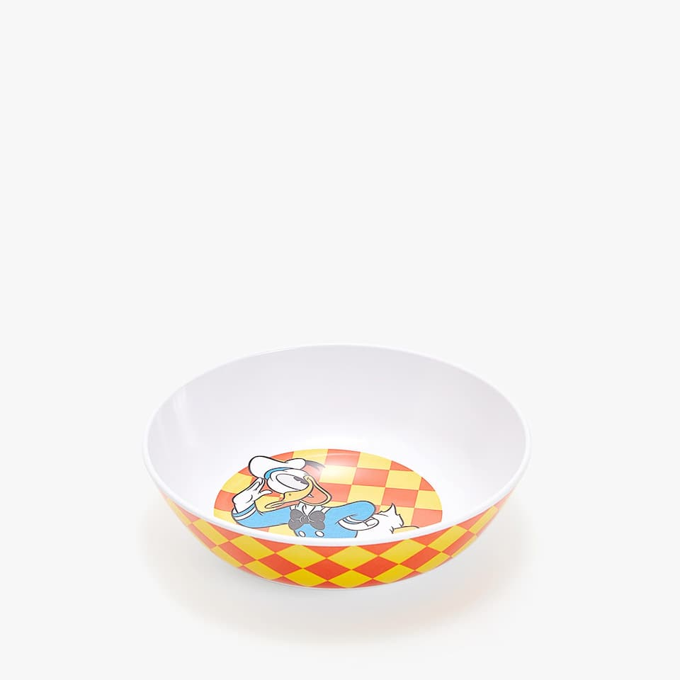 Bowl melamina Mickey Mouse