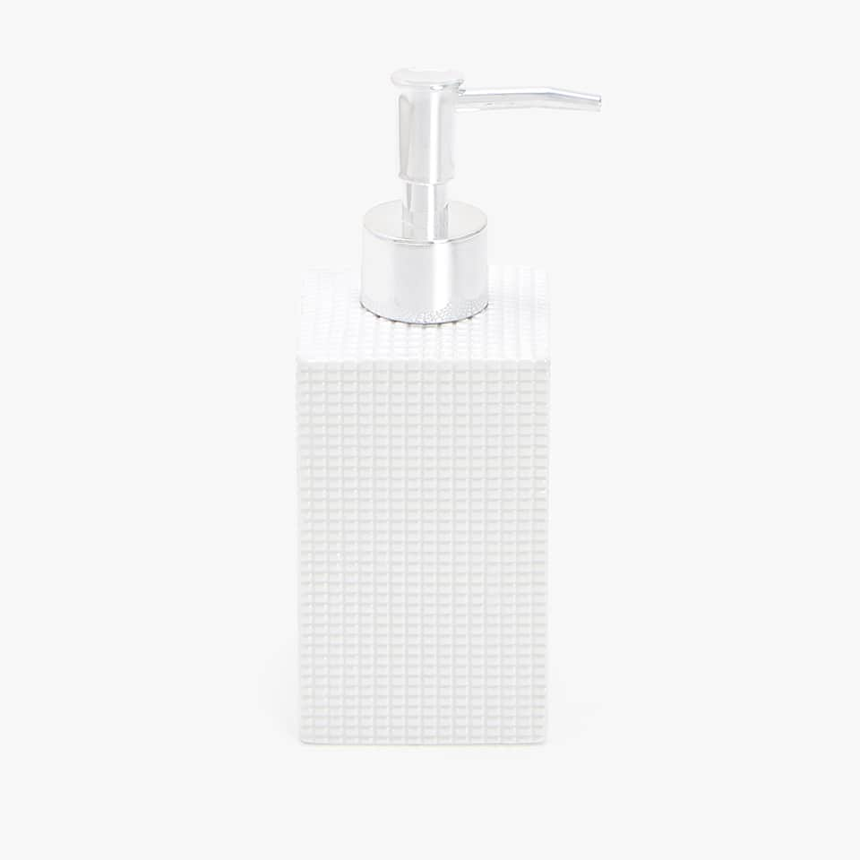 GEOMETRIC CERAMIC DISPENSER