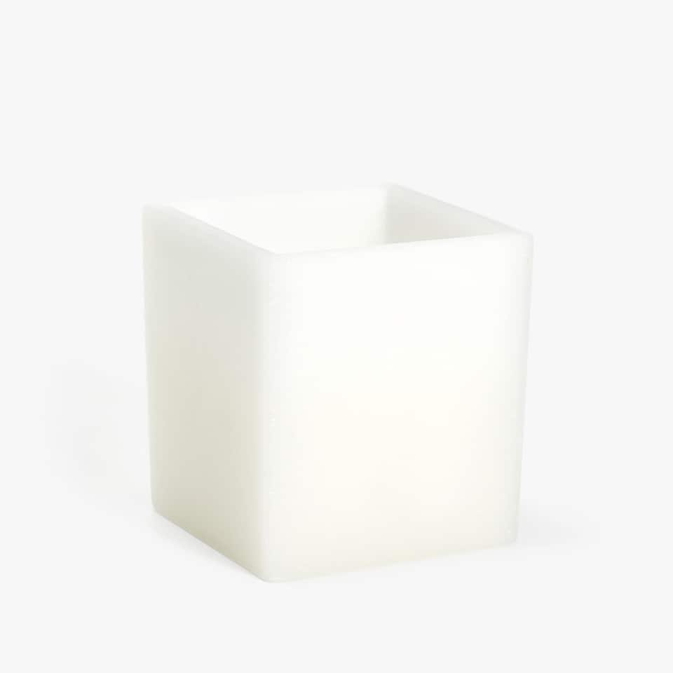 SQUARE WAX CANDLE