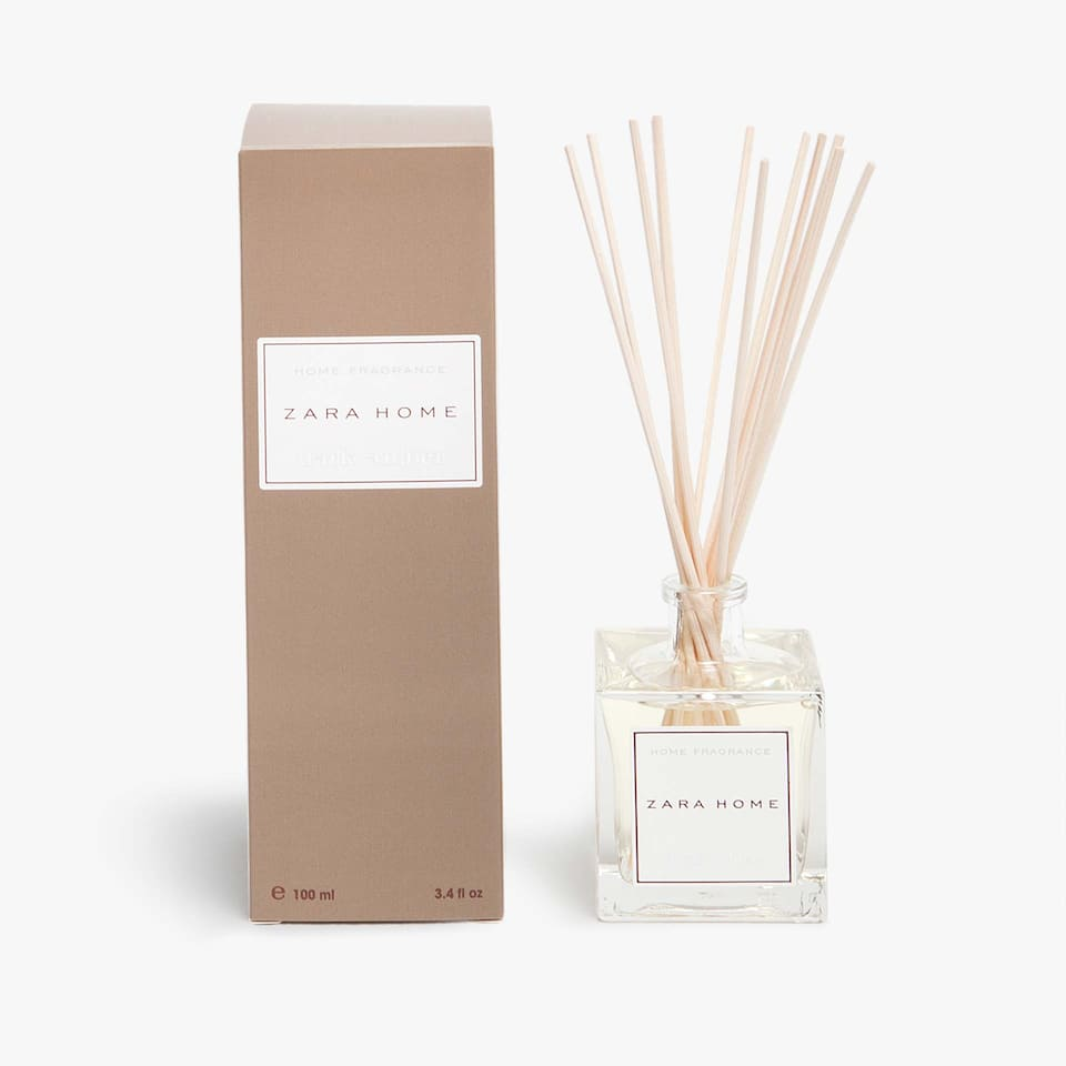 DIFFUSEUR D'AMBIANCE EN STICKS DARK AMBER (100 ML)