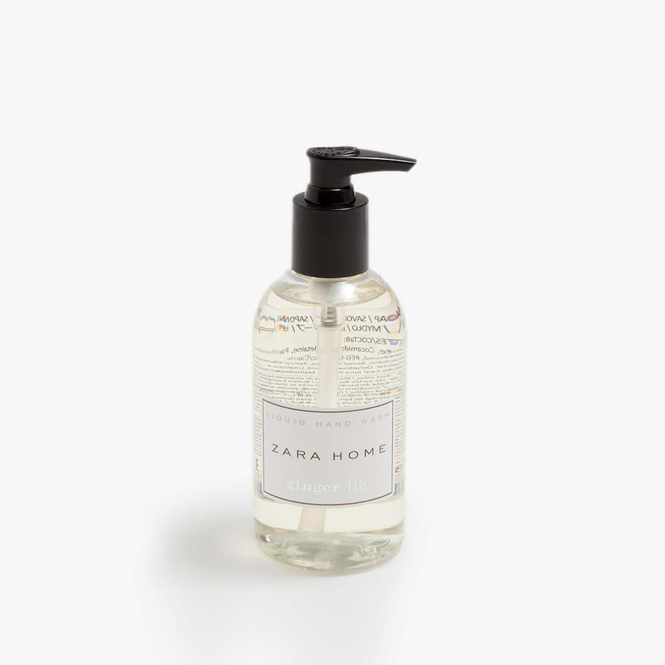 GINGER LILY LIQUID HAND SOAP (250 ML)
