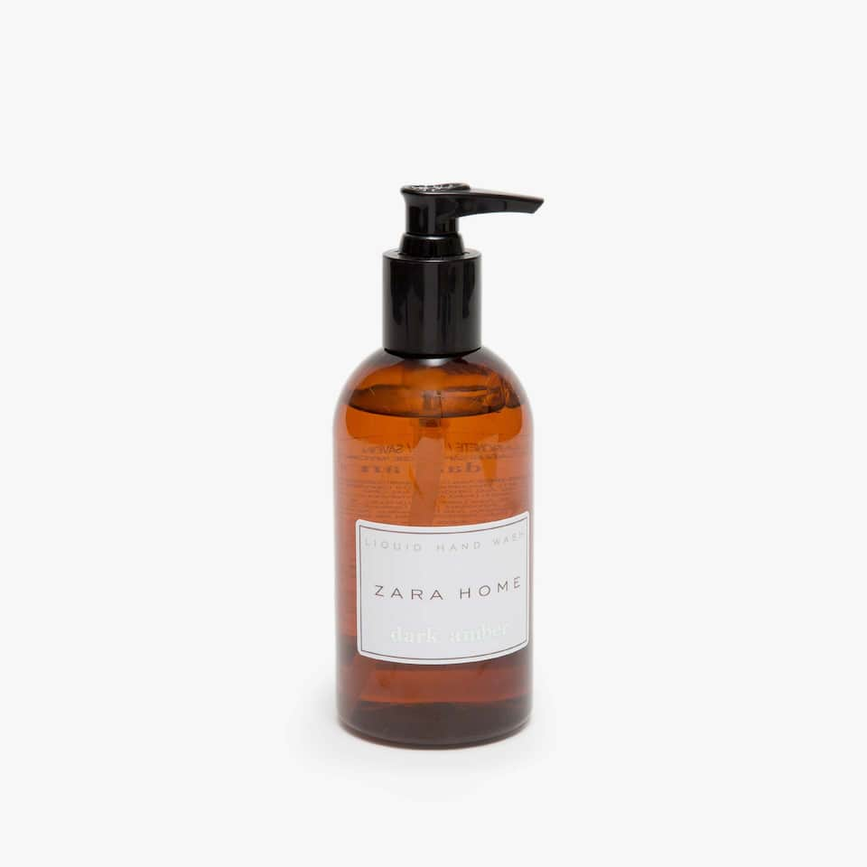 DARK AMBER LIQUID HAND SOAP (250 ML)