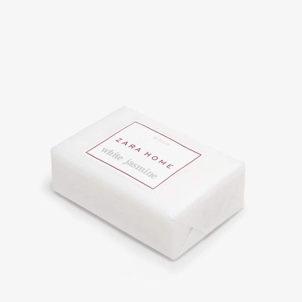 WHITE JASMINE SOAP BAR