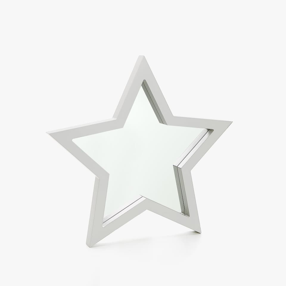 STAR-SHAPED MIRROR