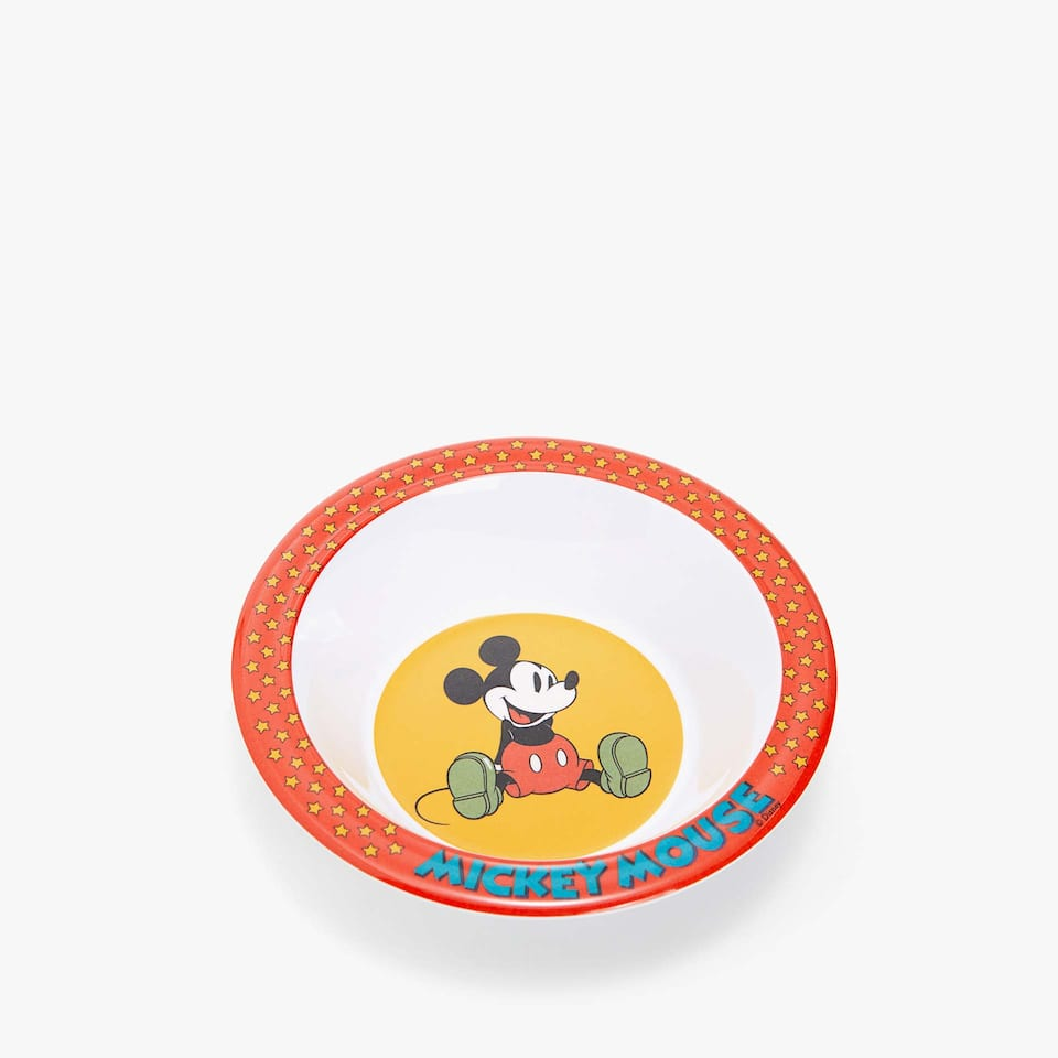 ASSIETTE MICKEY MOUSE