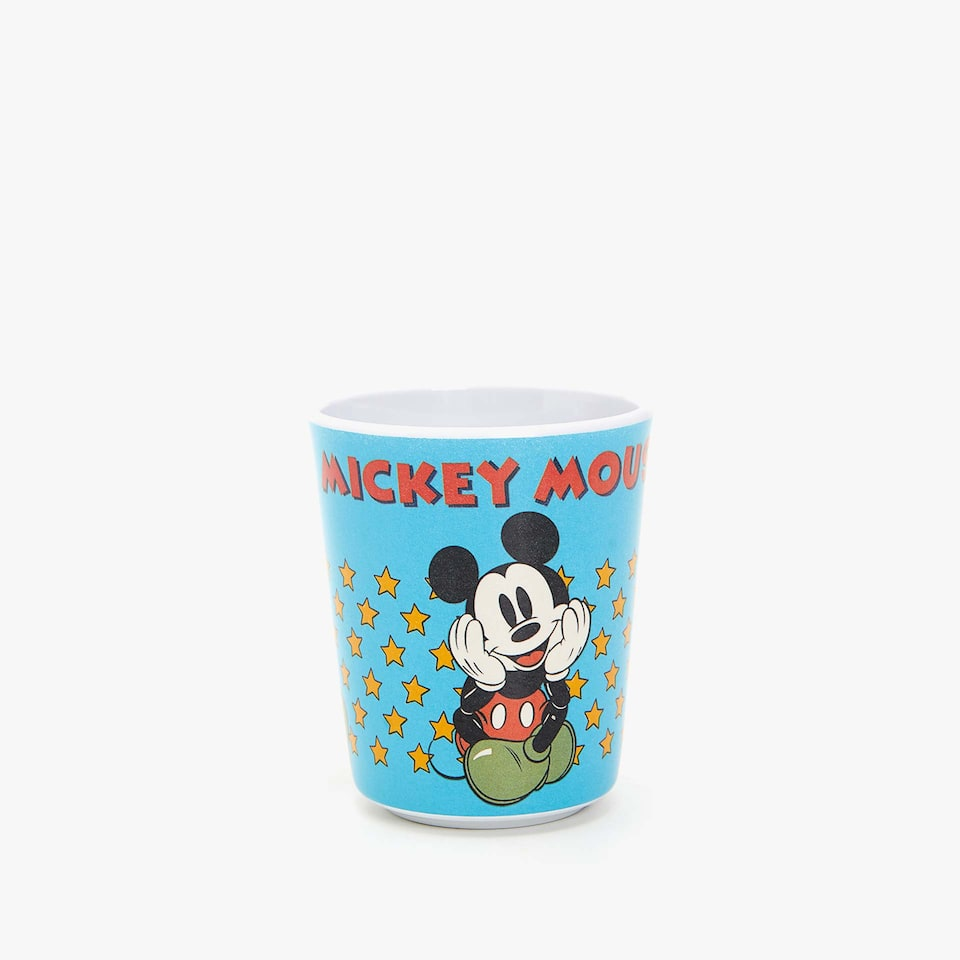 MICKEY MOUSE MELAMINE CUP