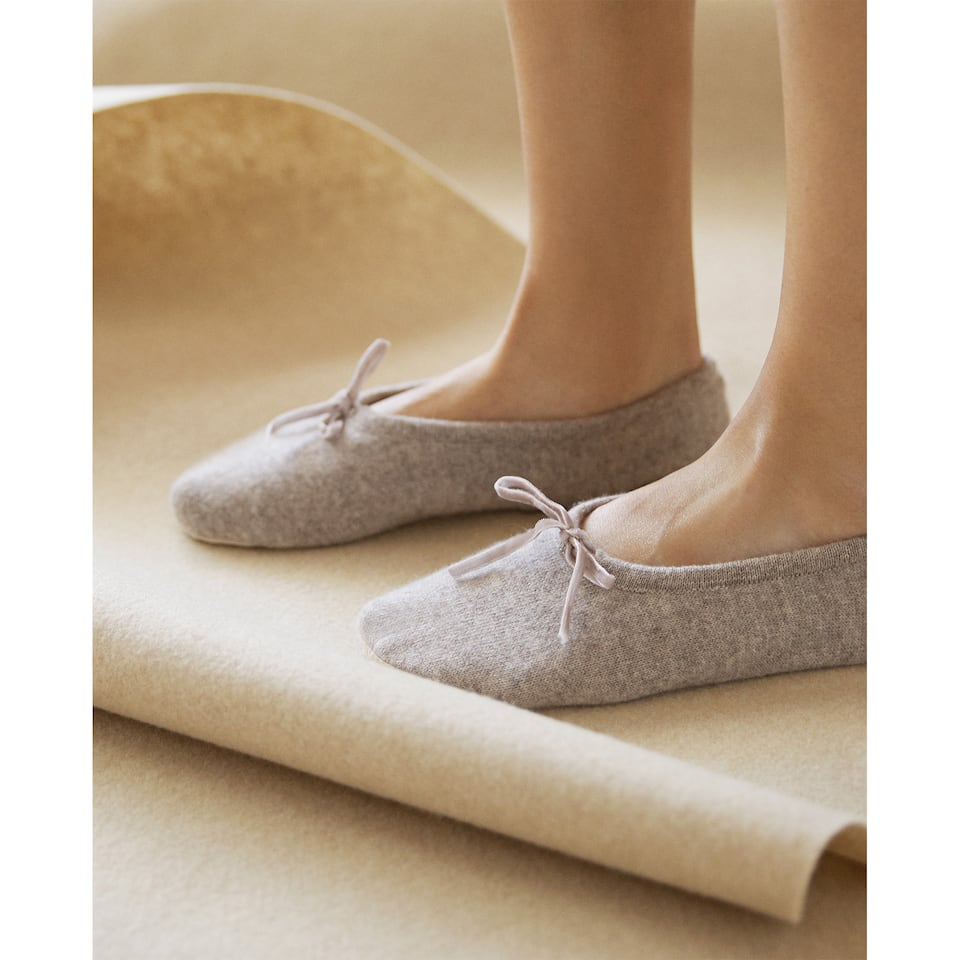 KASJMIER SLIPPERS