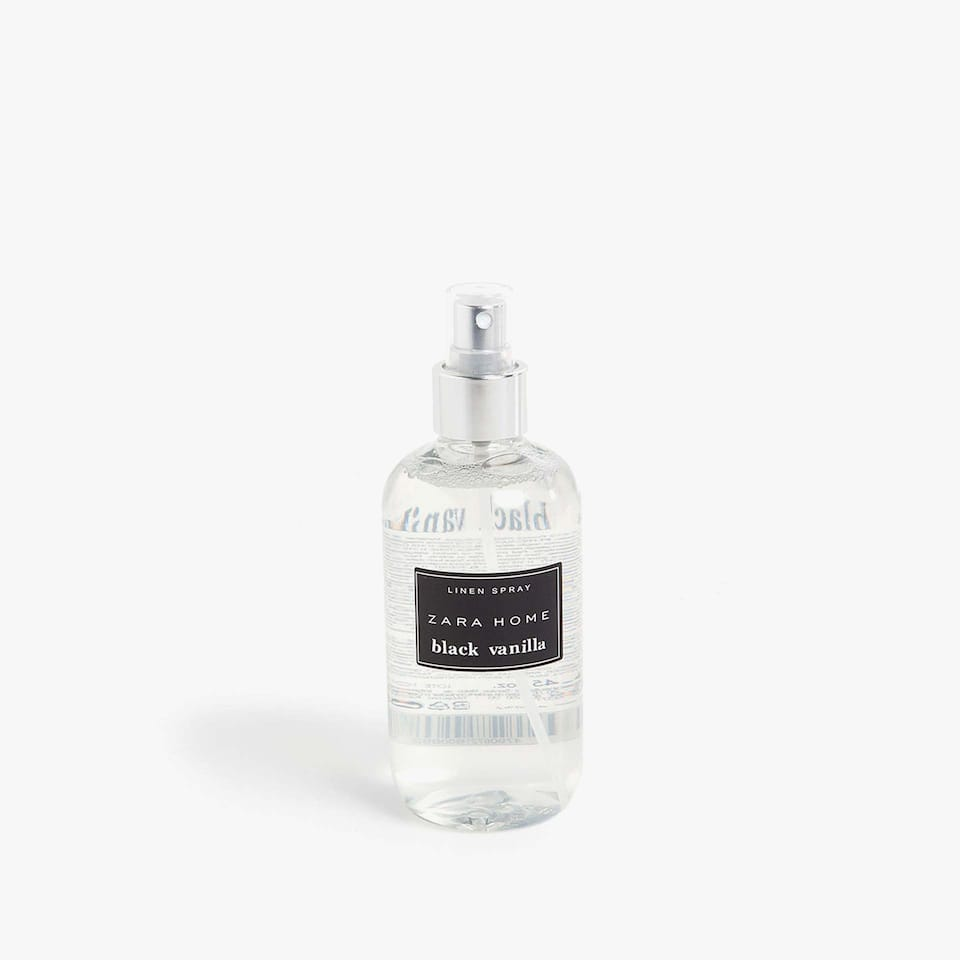BLACK VANILLA LINEN SPRAY (8.45 oz)