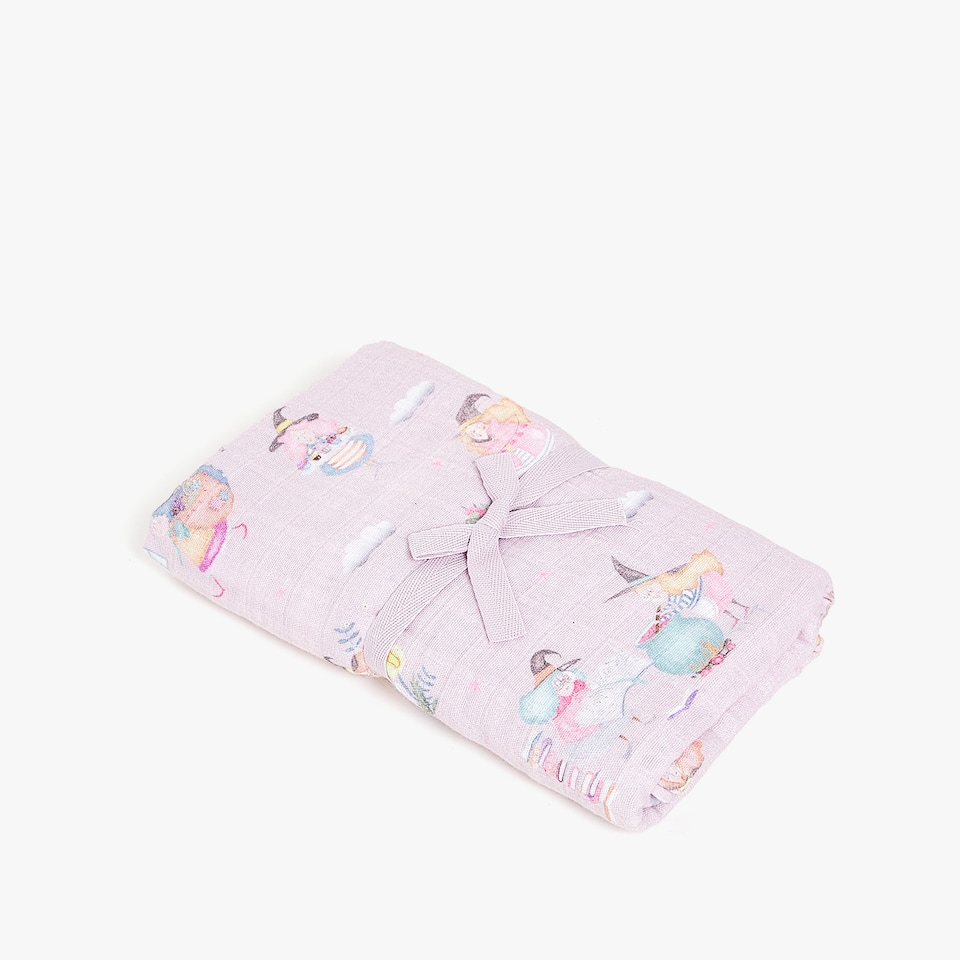 PRINTED MUSLIN (SET OF 2)