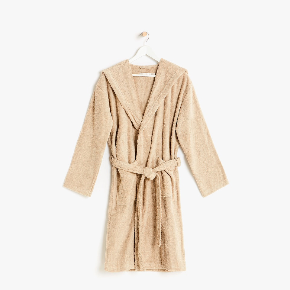 PREMIUM QUALITY COTTON BATHROBE