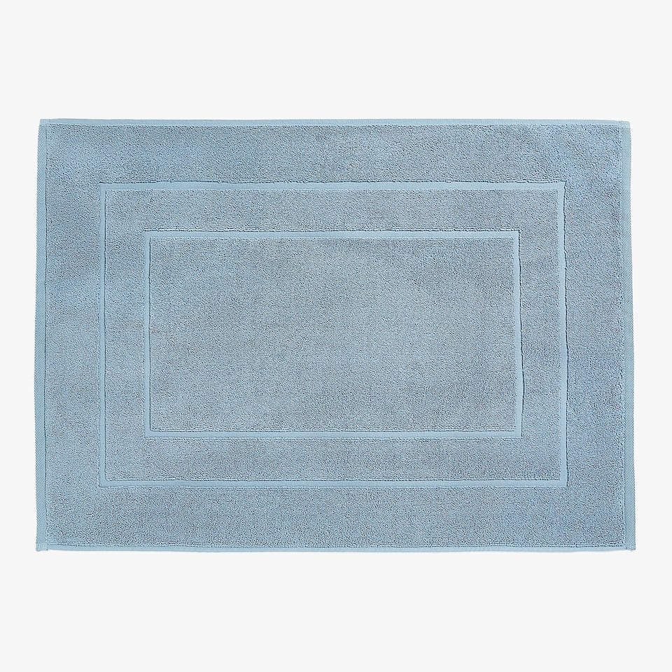 PREMIUM QUALITY COTTON BATH MAT