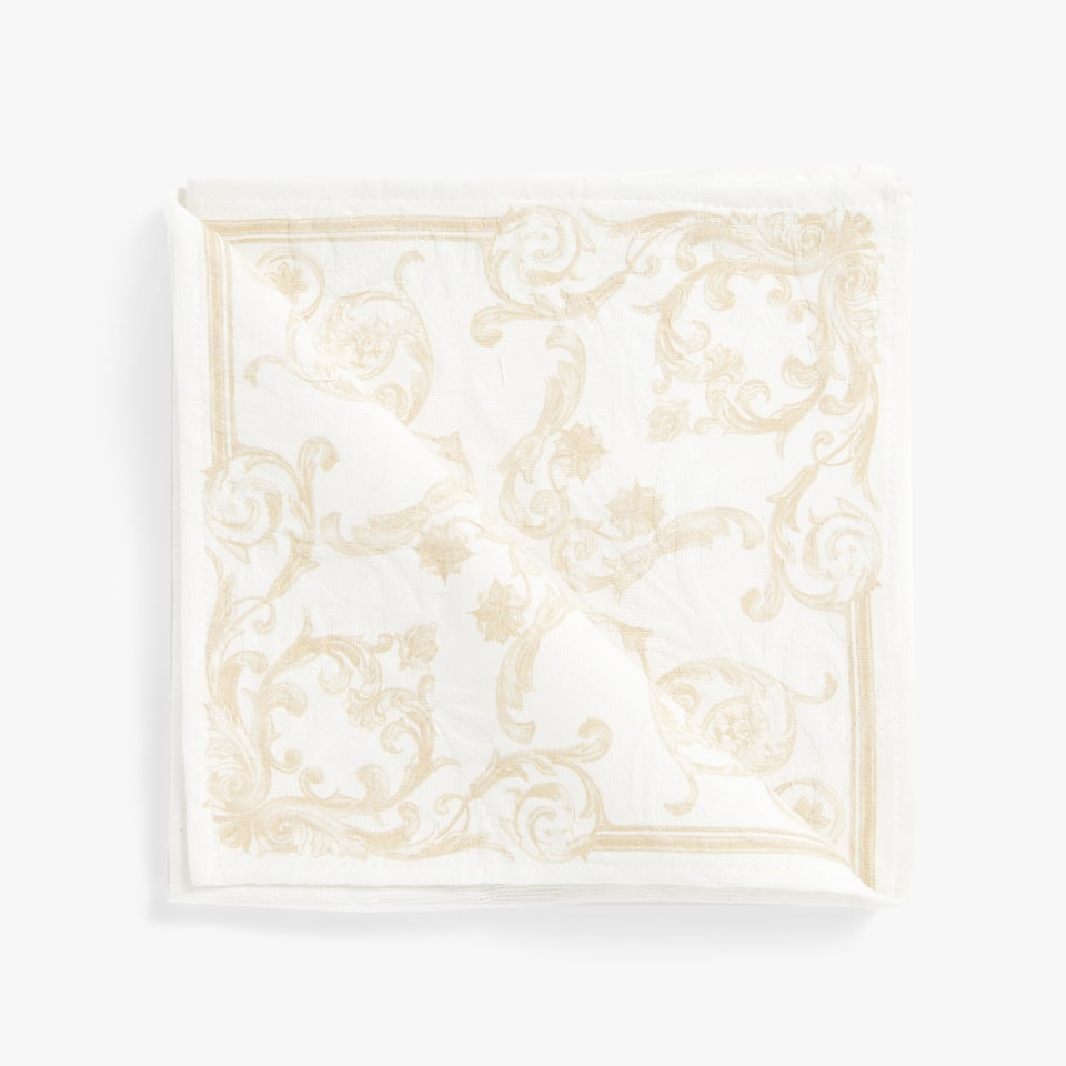 Printed napkins (set of 4)