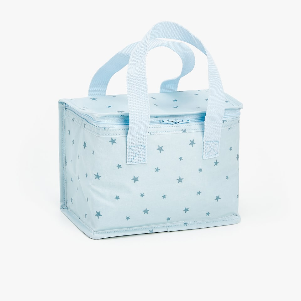LAMINATED STARS CHILLER BAG