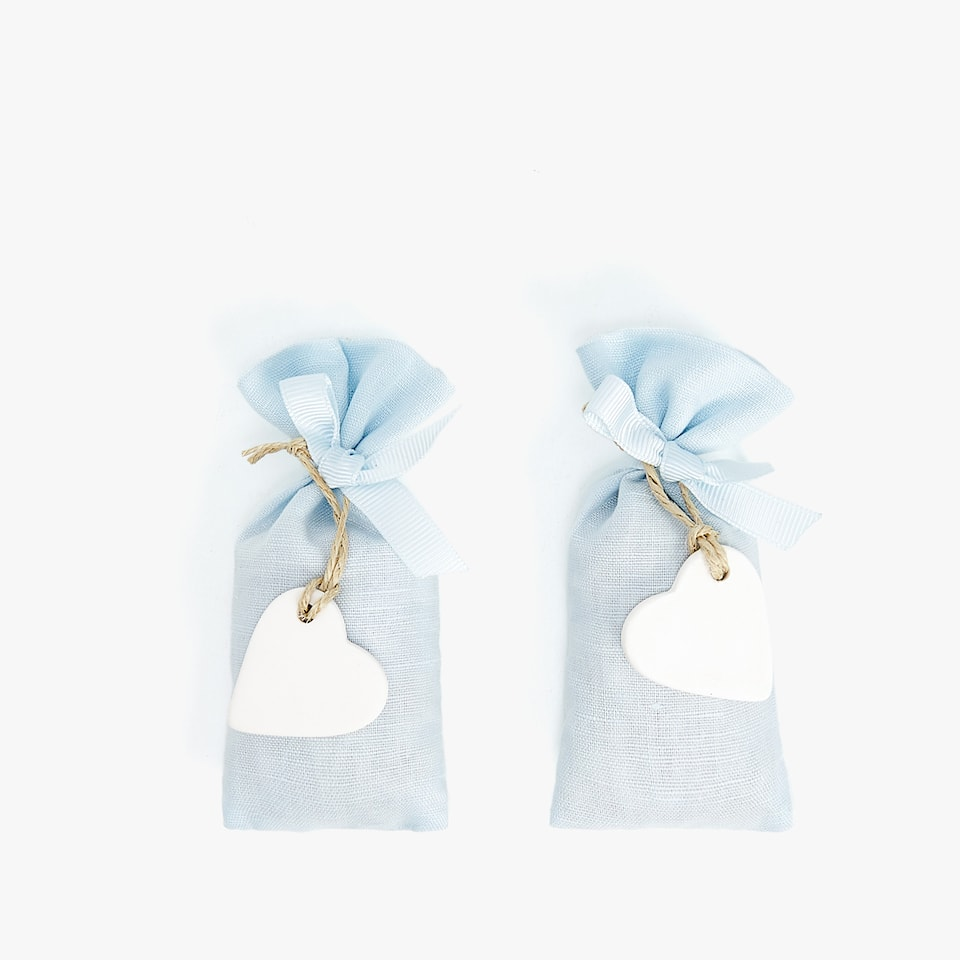 BOW AND HANGER SCENTED SACHET
