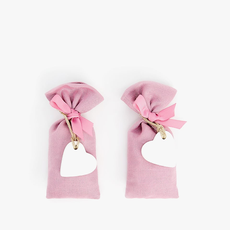 BOW AND PENDANT SCENTED SACHET