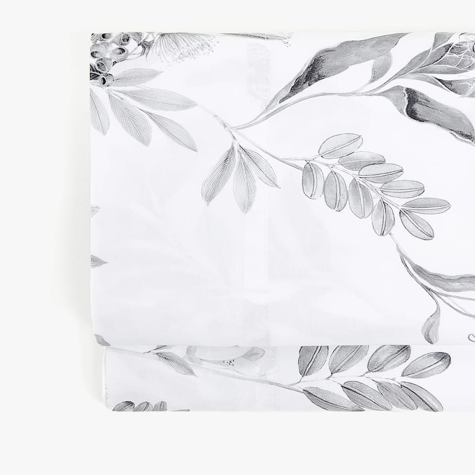 JUNGLE PRINT FLAT SHEET