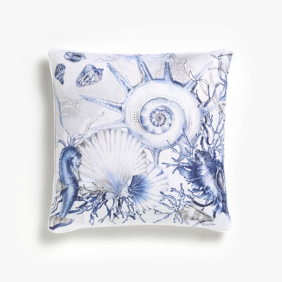 SPECIAL COLLECTION CORAL CUSHION
