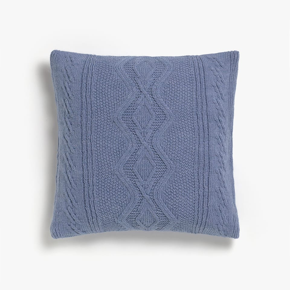 SPECIAL COLLECTION KNIT CUSHION