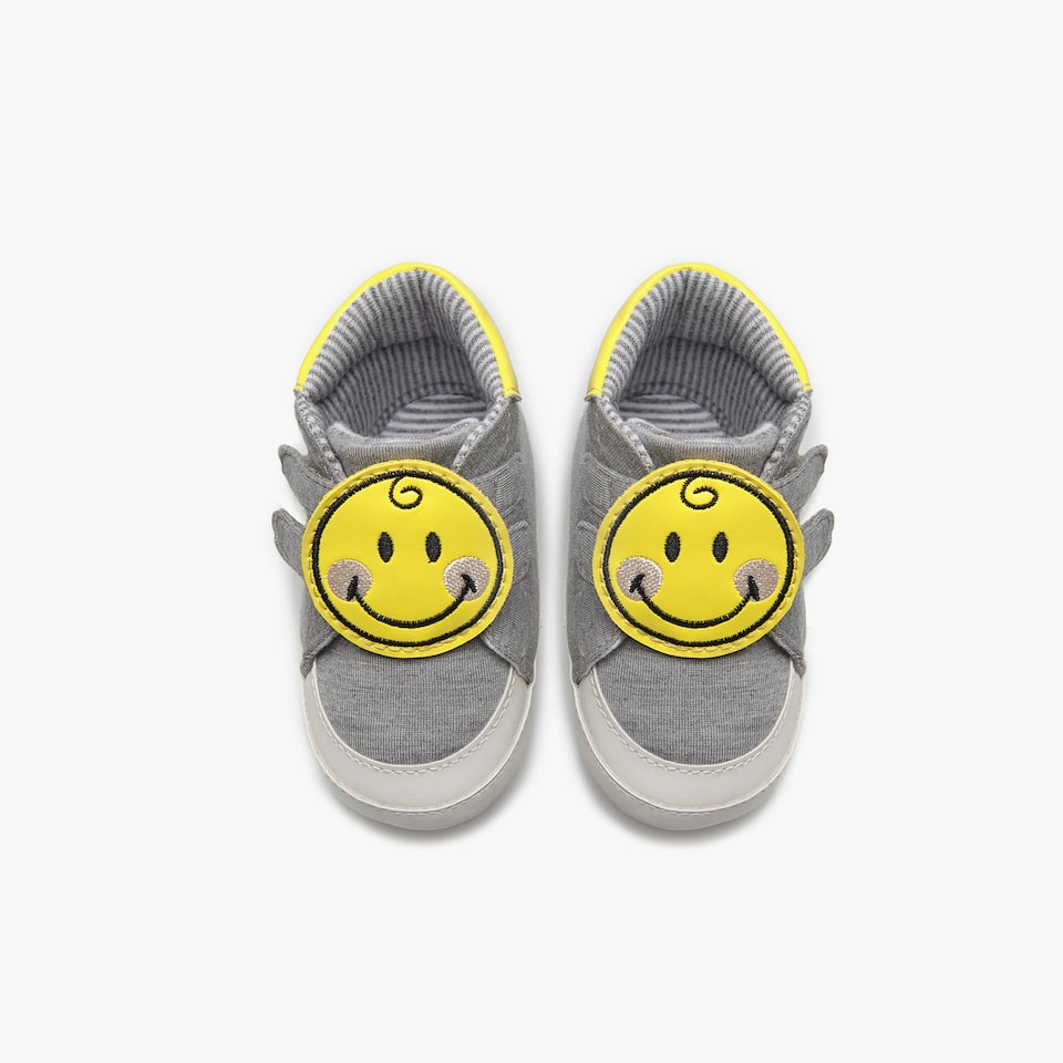 SMILEY BOOTIES