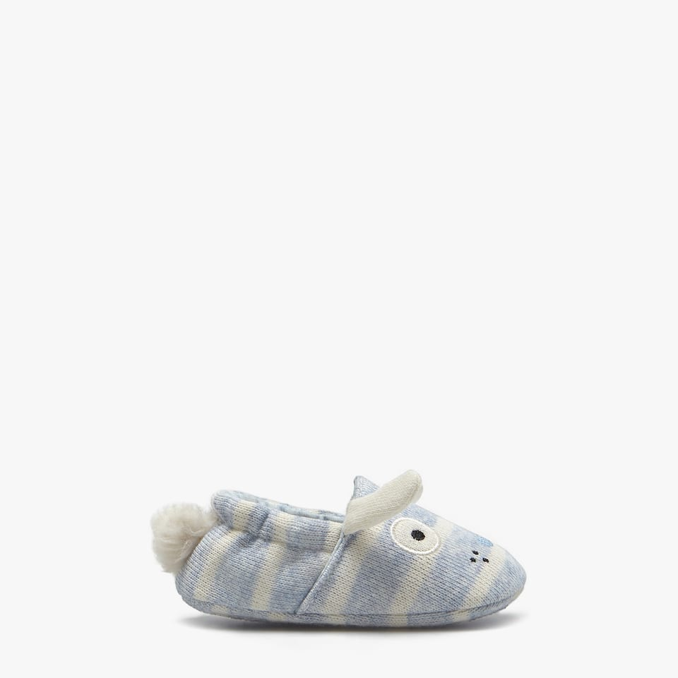 LITTLE ANIMAL CAMPING SLIPPERS
