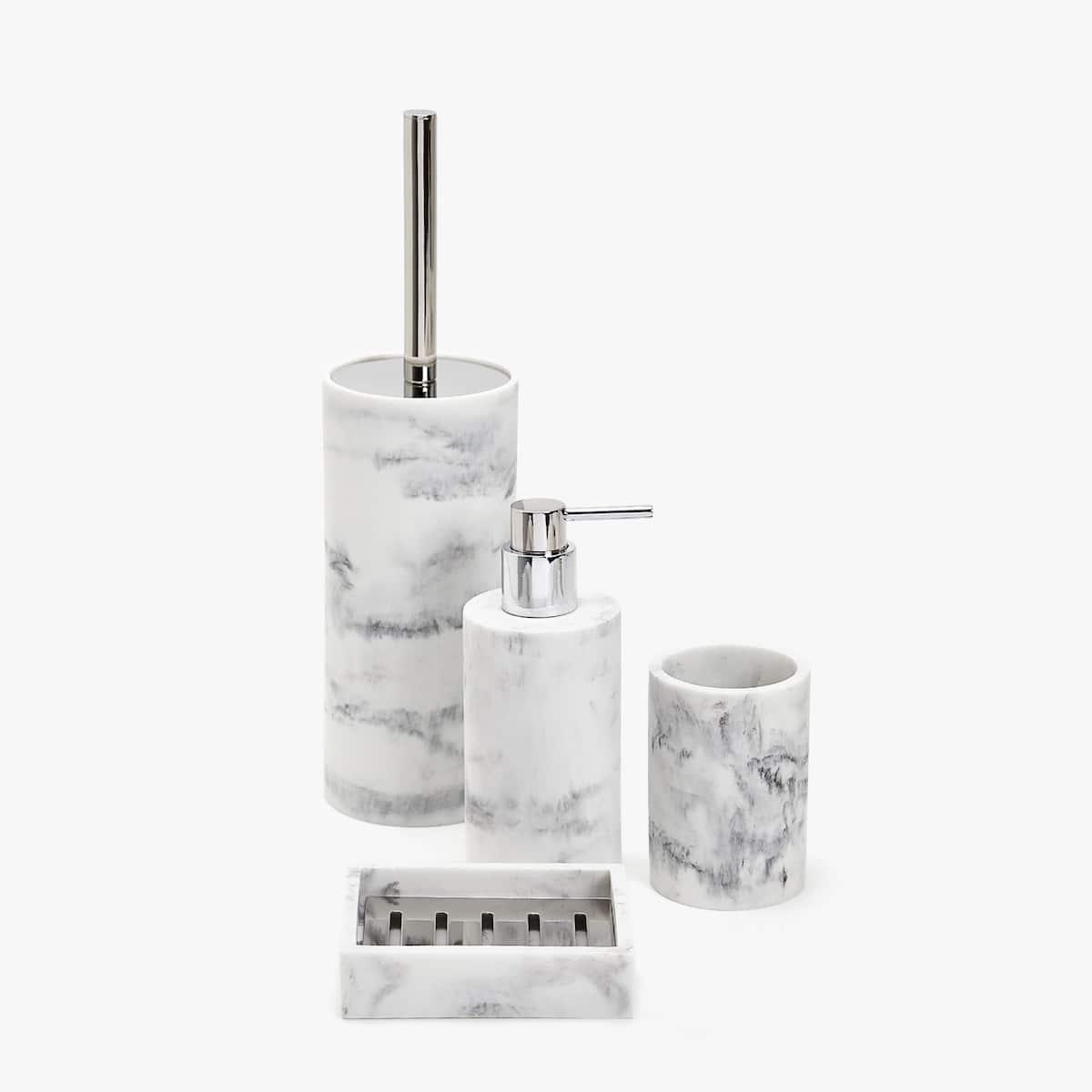 Stunning accessoires salle de bain zara home gallery for Salle de bain accessoires
