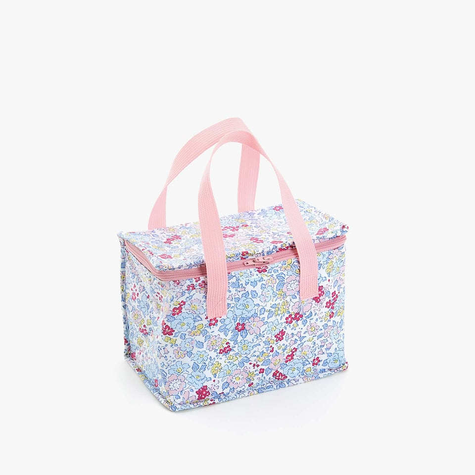 LITTLE FLOWERS PRINT COOLER BAG