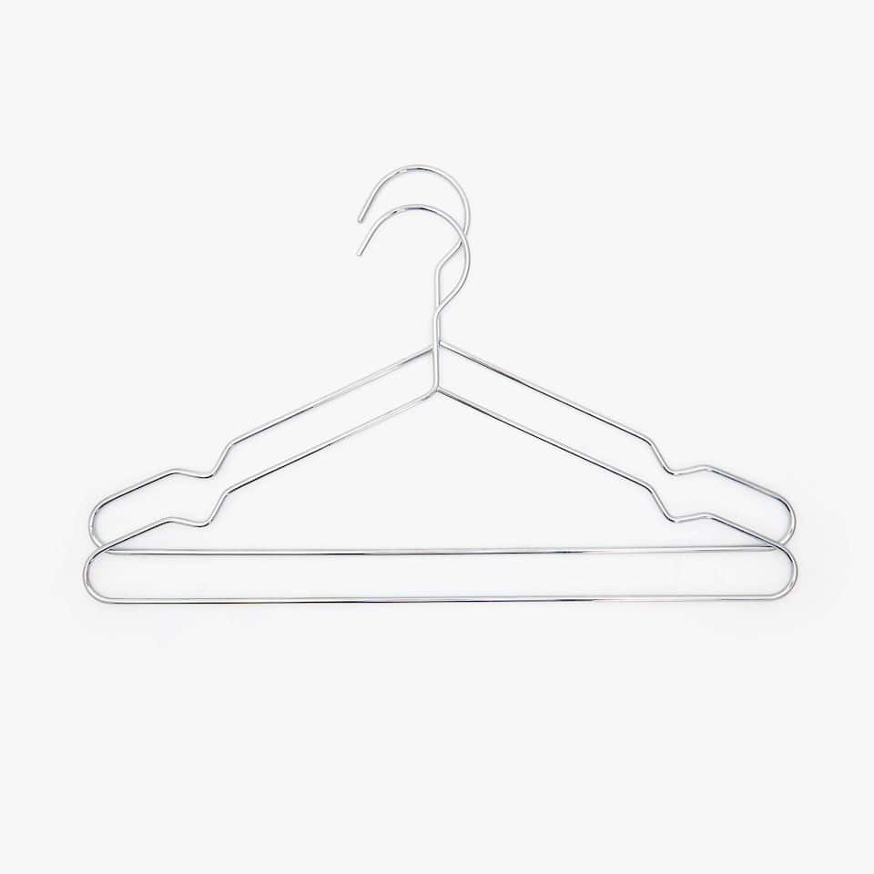 METAL HANGER (SET OF 4)