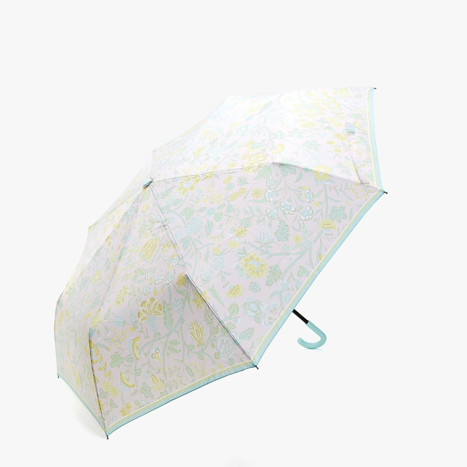 GUARDA-CHUVA ESTAMPADO FLORAL