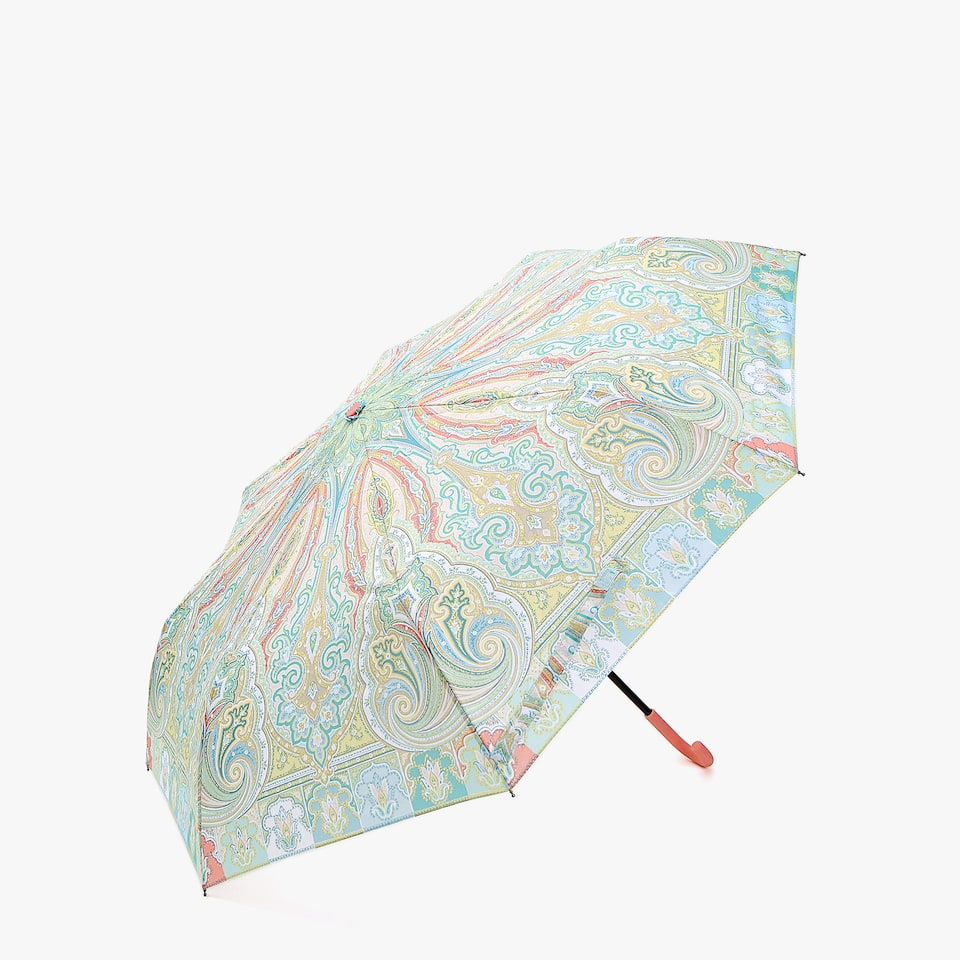 PAISLEY PRINT UMBRELLA