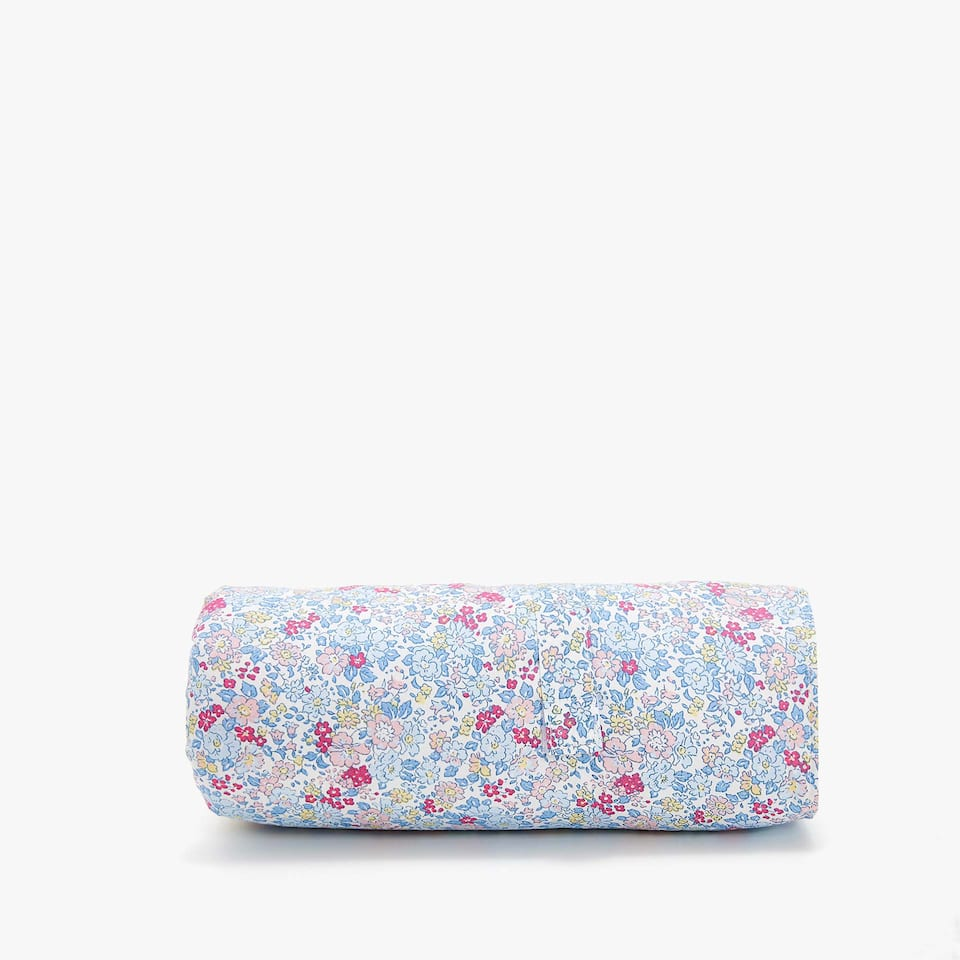 FLORAL PRINT CHANGING MAT
