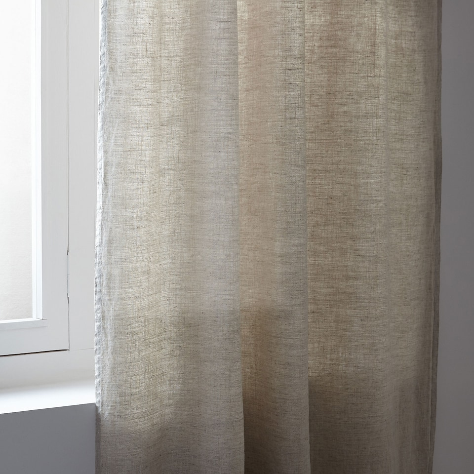 Zara home cortinas excellent simple zara home rebajas - Cortinas de ducha zara home ...