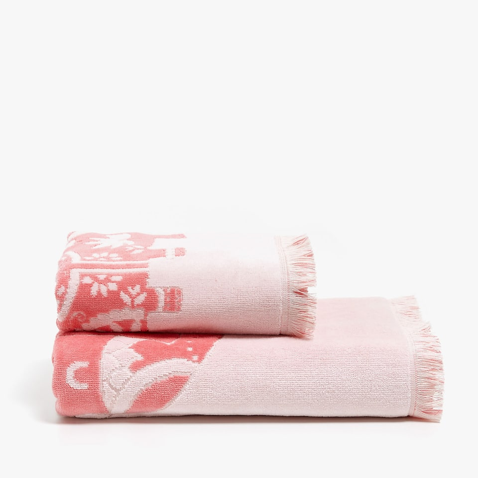 ELEPHANT COTTON TOWEL
