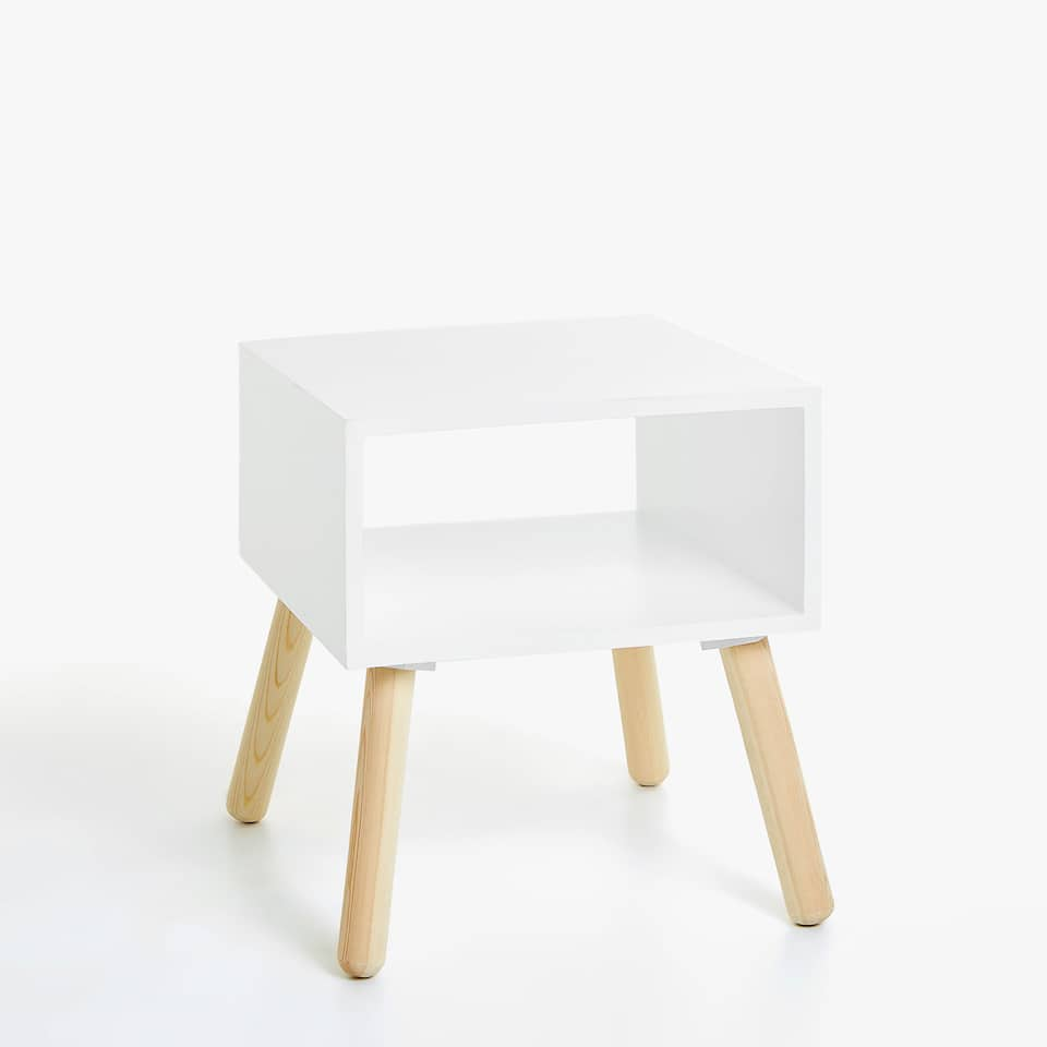 OPEN SIDE TABLE