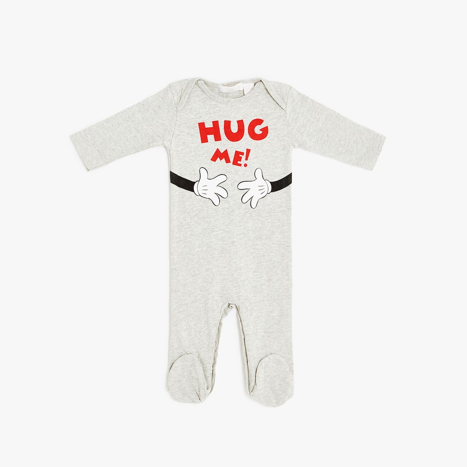 BABYGRO ESTAMPADO MICKEY