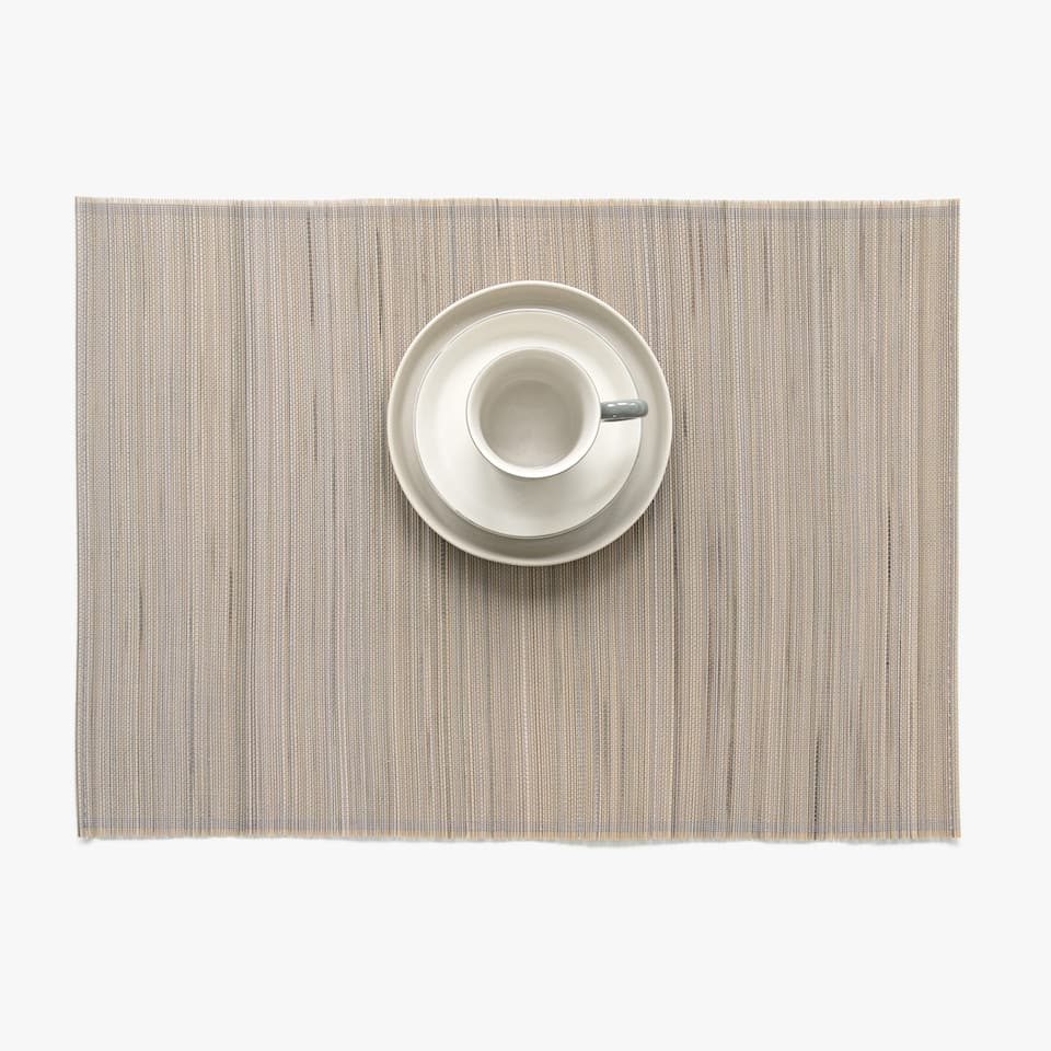 Bamboo placemat (set of 2)
