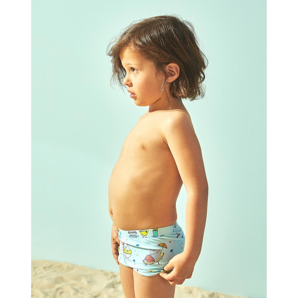 HIPPOPOTAMUS SWIMMING TRUNKS