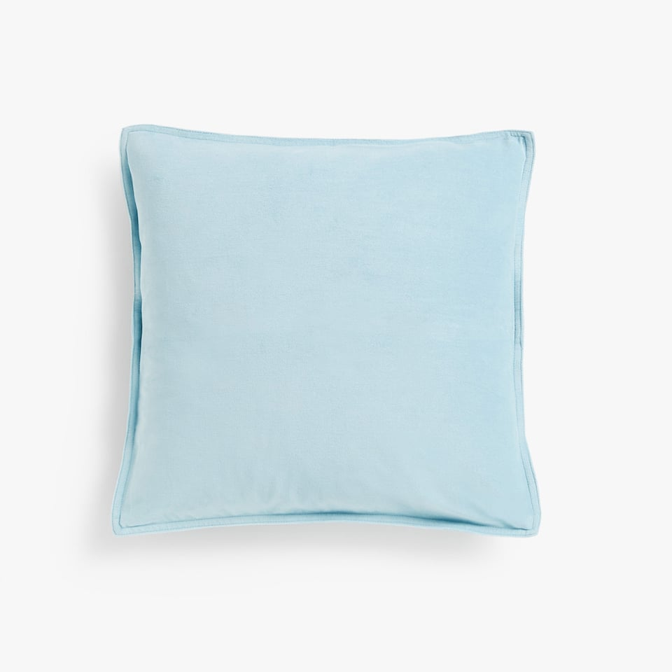 Matte velvet cushion cover