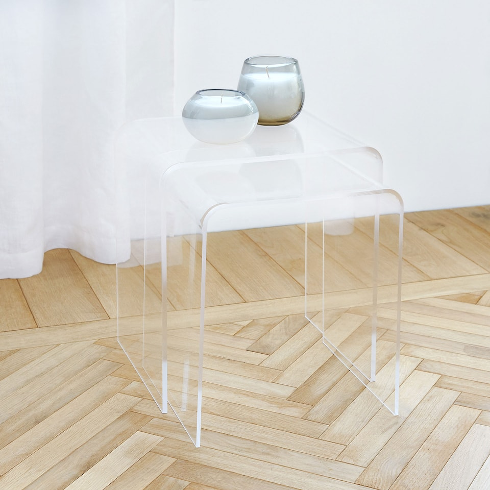 METHACRYLATE NEST OF TABLES