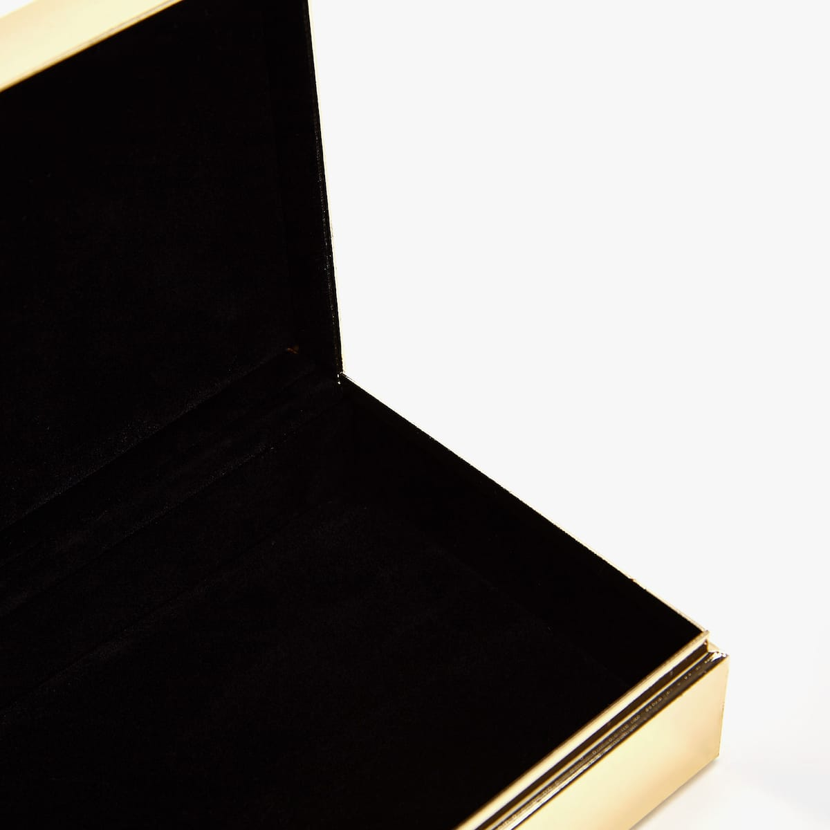 GOLD METAL BOX - VIEW ALL - NEW IN | Zara Home Mexico