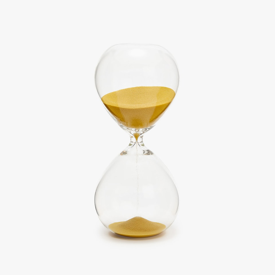 ゴールド砂時計