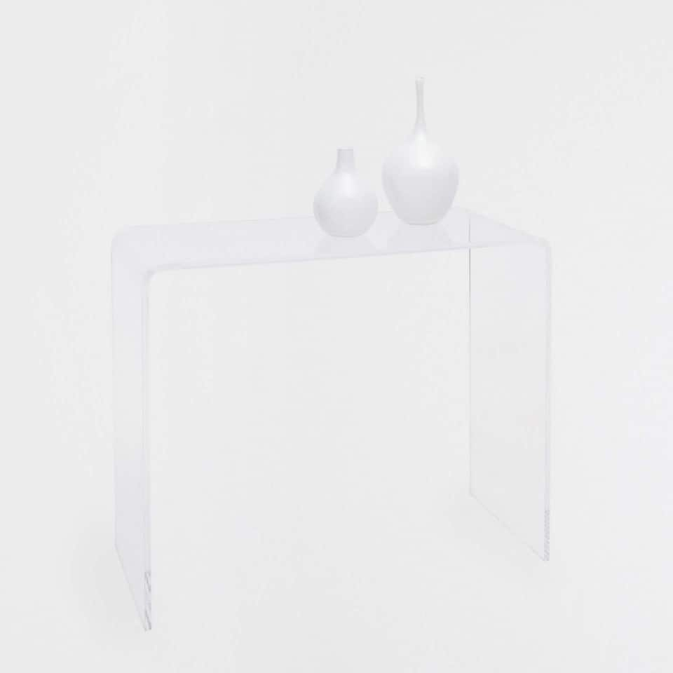 METHACRYLATE CONSOLE TABLE