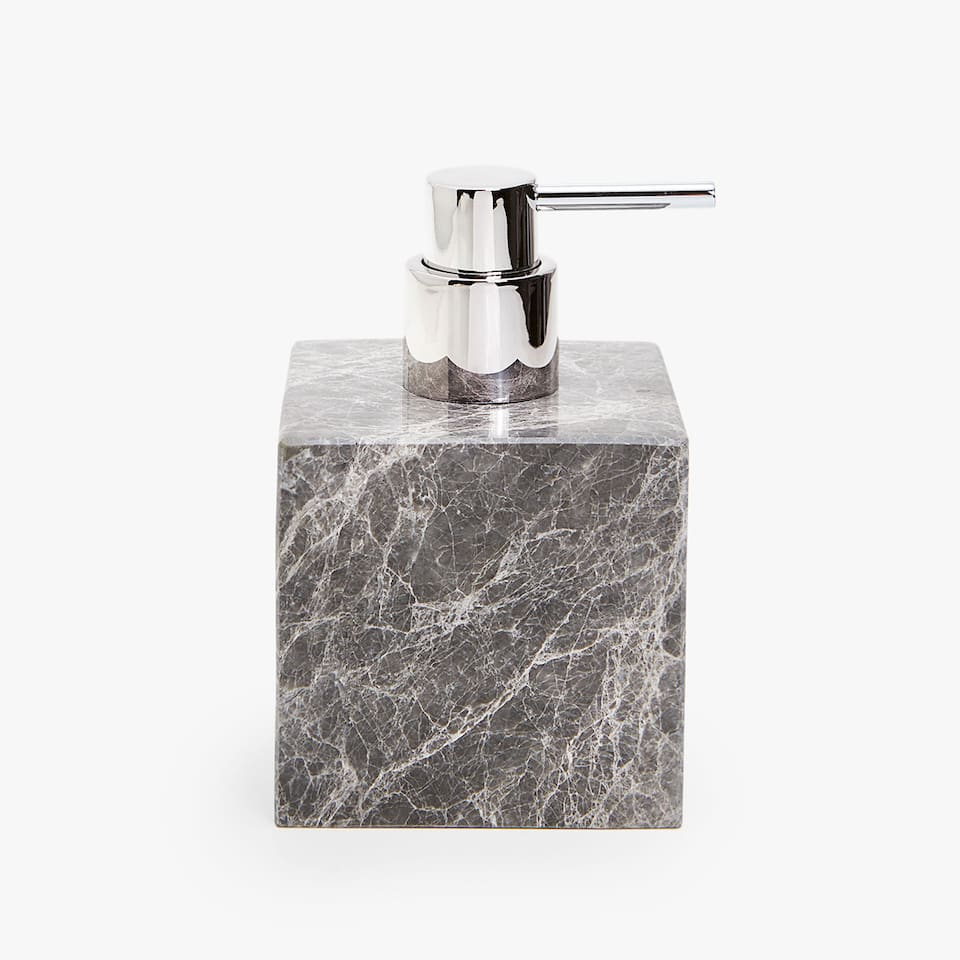 MARBLE-EFFECT DISPENSER