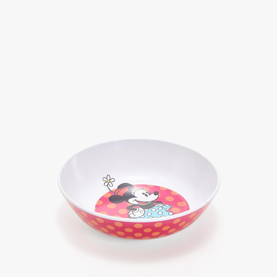 Mickey Mouse melamine bowl