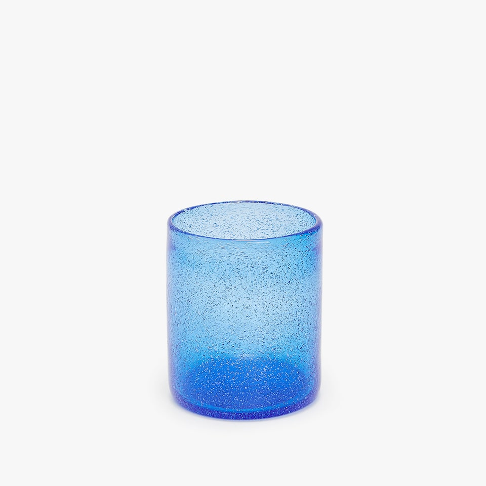 BUBBLES-EFFECT TUMBLER