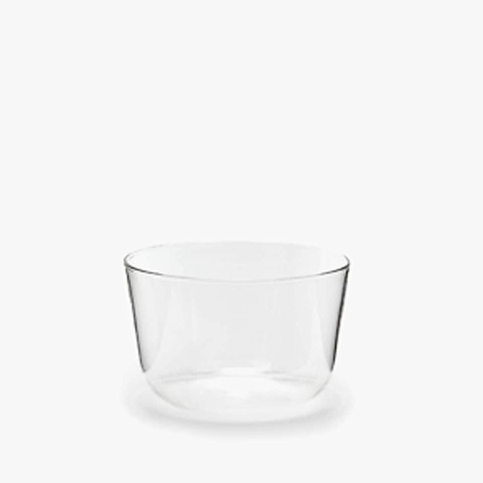 SMALL BOROSILICATE GLASS BOWL