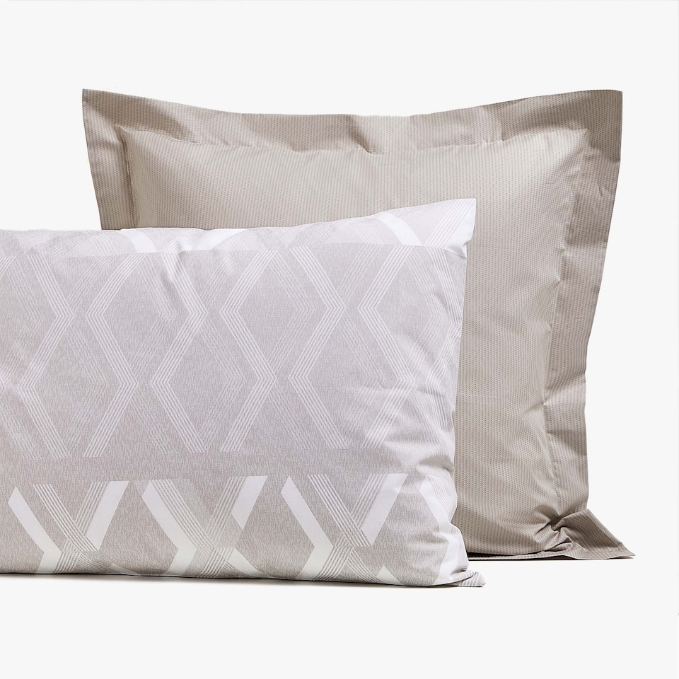 DIAMOND PRINT PILLOWCASE