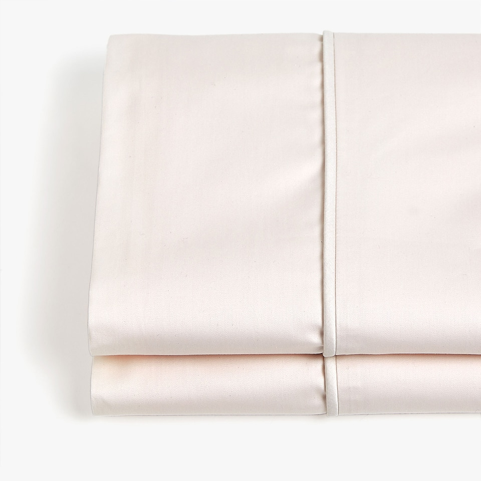 PINK SATEEN TOP SHEET