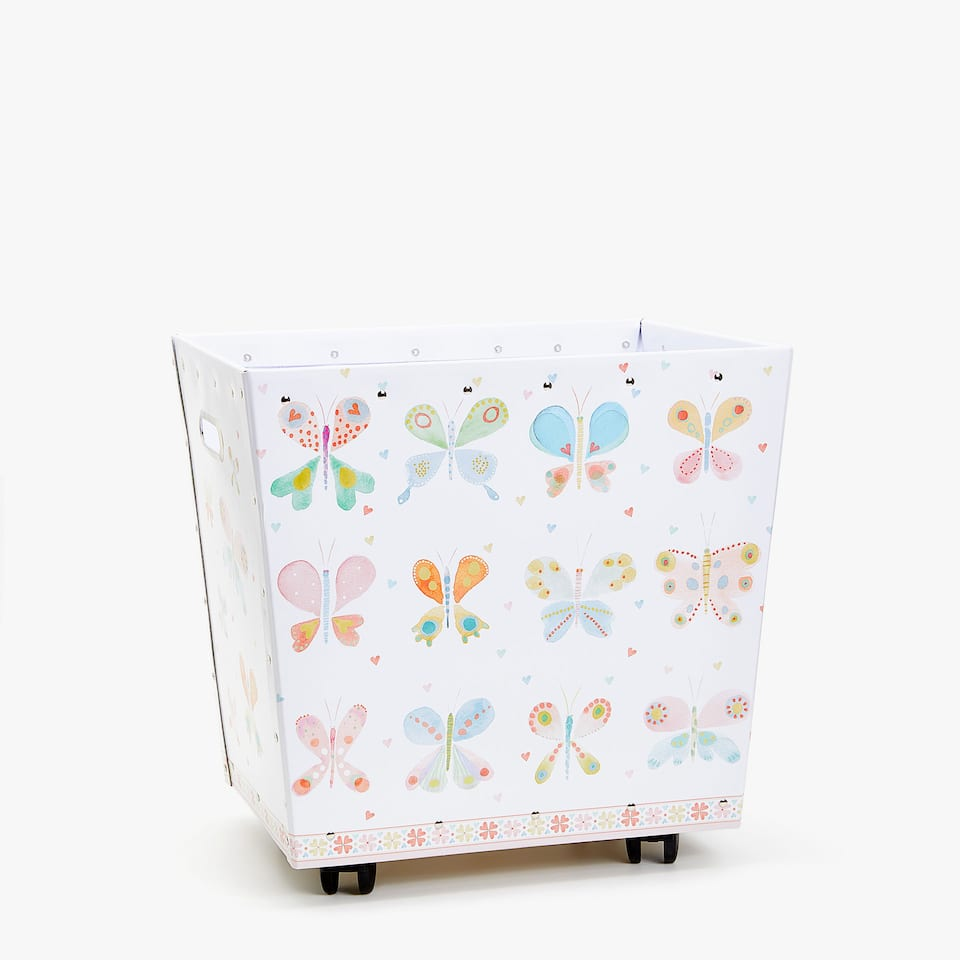 Butterflies trolley