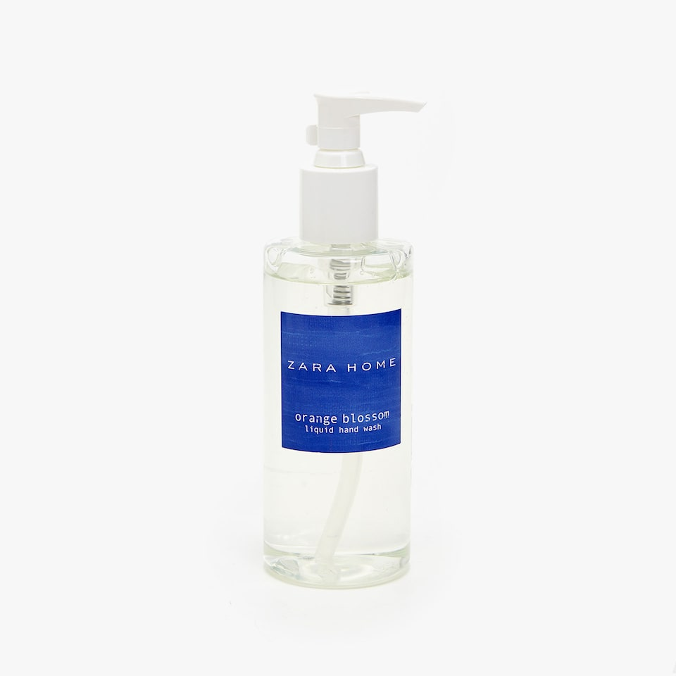 ORANGE BLOSSOM LIQUID HAND SOAP (250 ML)